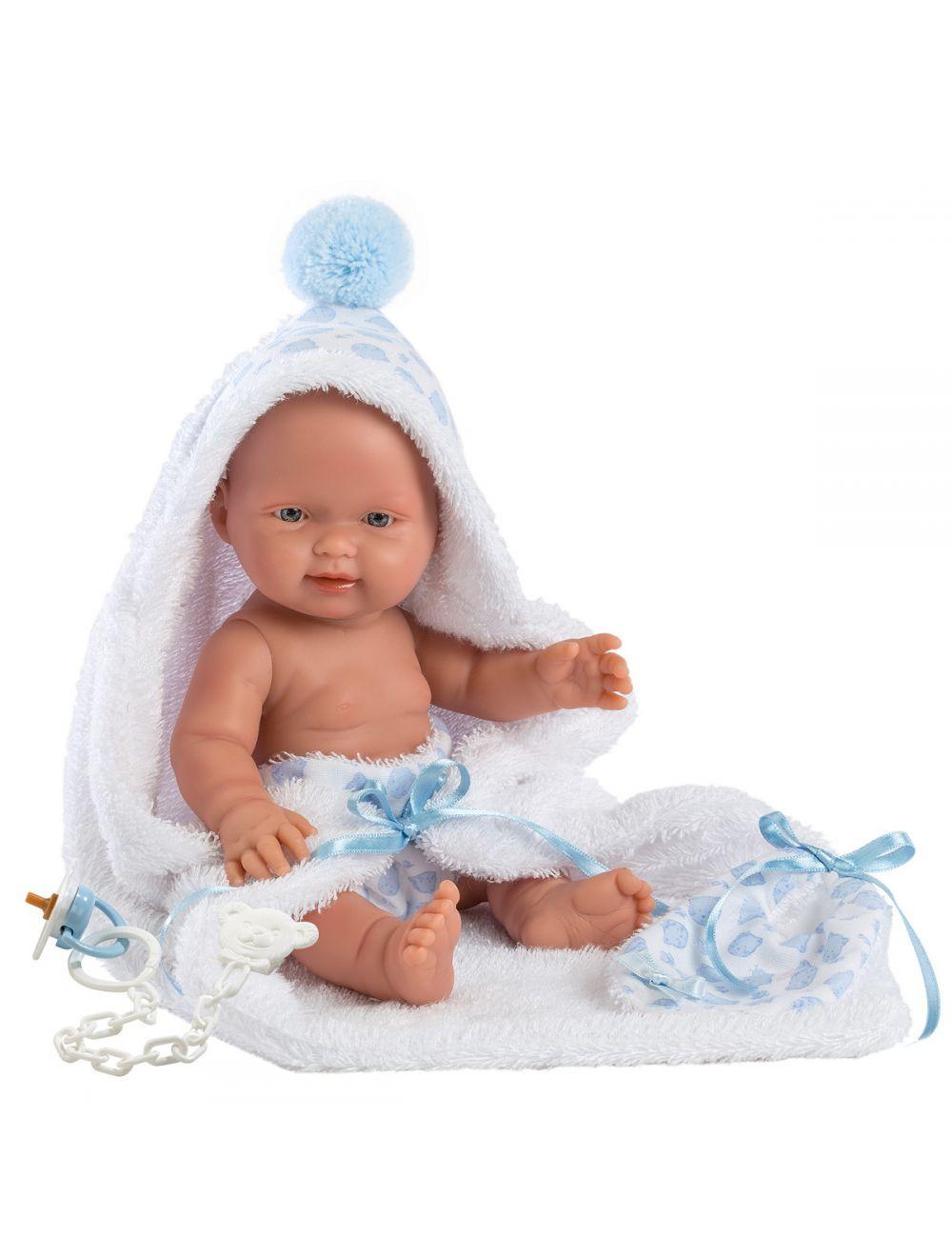Llorens 26273 Lalka Bebito 26 cm chłopiec FB