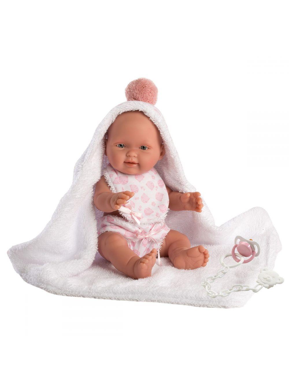 Llorens 26274 Lalka Bebita 26 cm dziewczynka FB