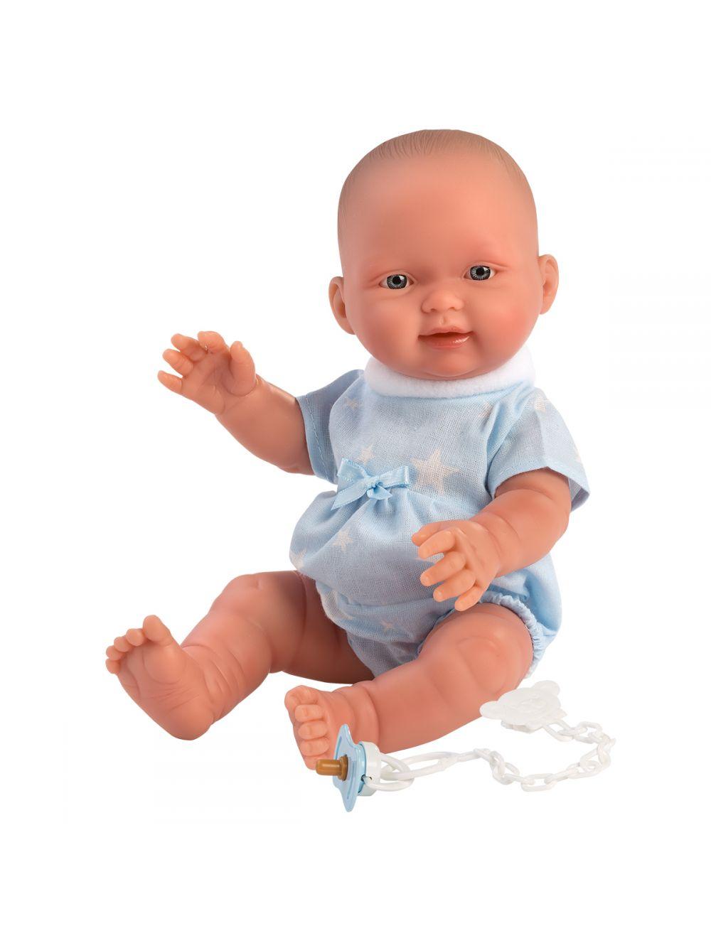 Llorens 26303 Lalka bobas 26 cm chłopiec FB