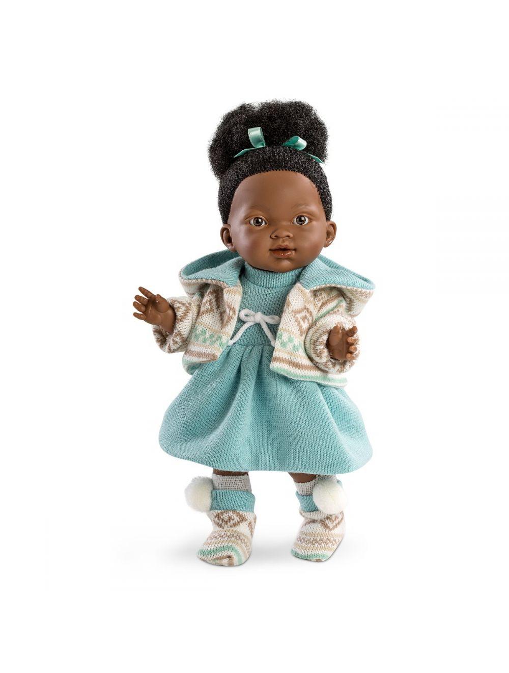 LLORENS Lalka Valeria Afroamerykanka 28 cm
