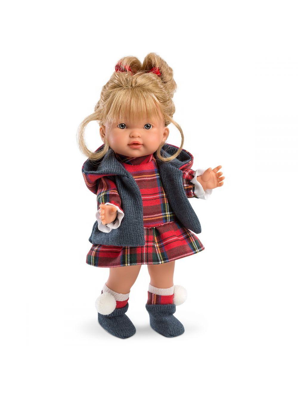 LLORENS lalka Valeria Europejka 28 cm