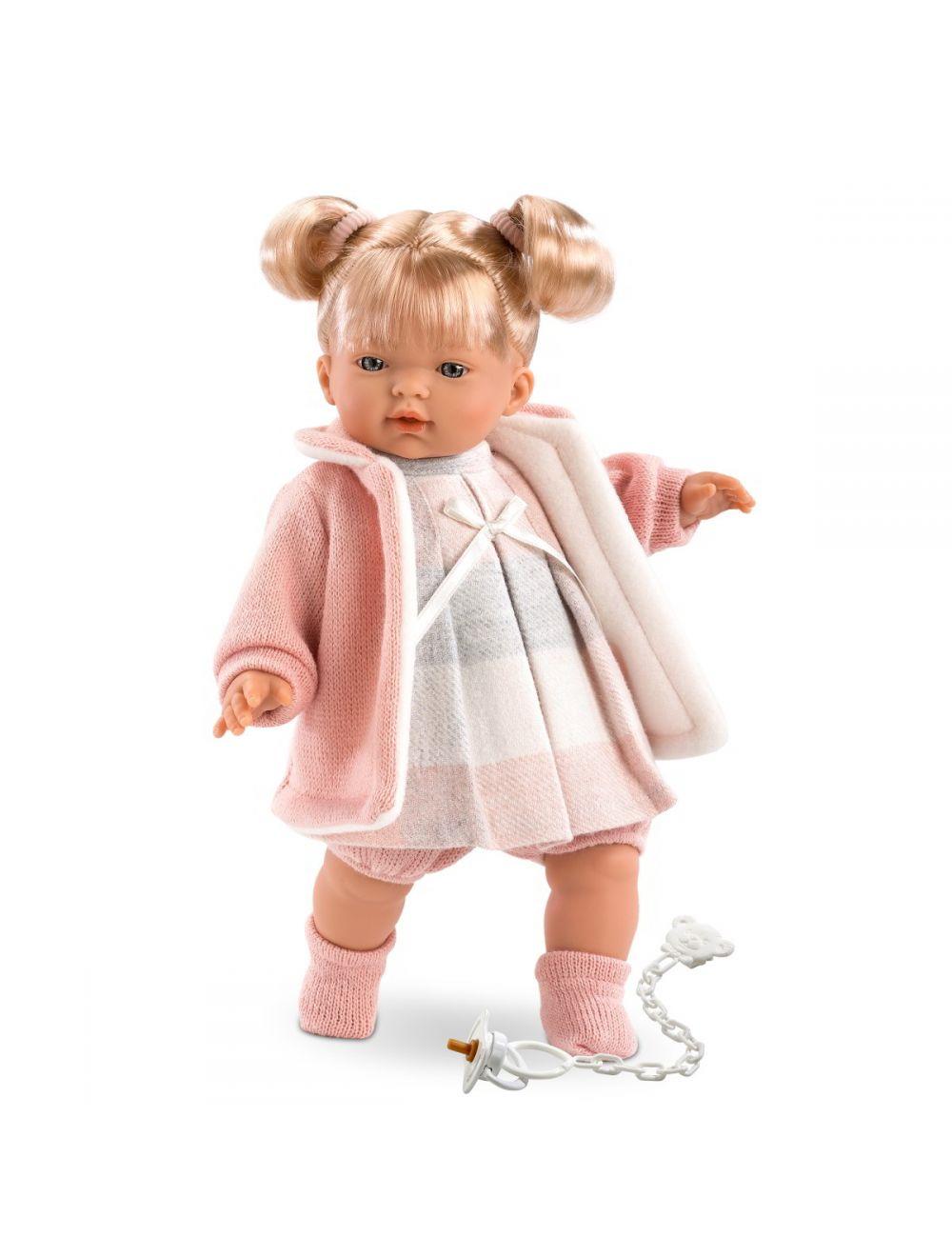 LLORENS lalka płacząca Aitana 33 cm