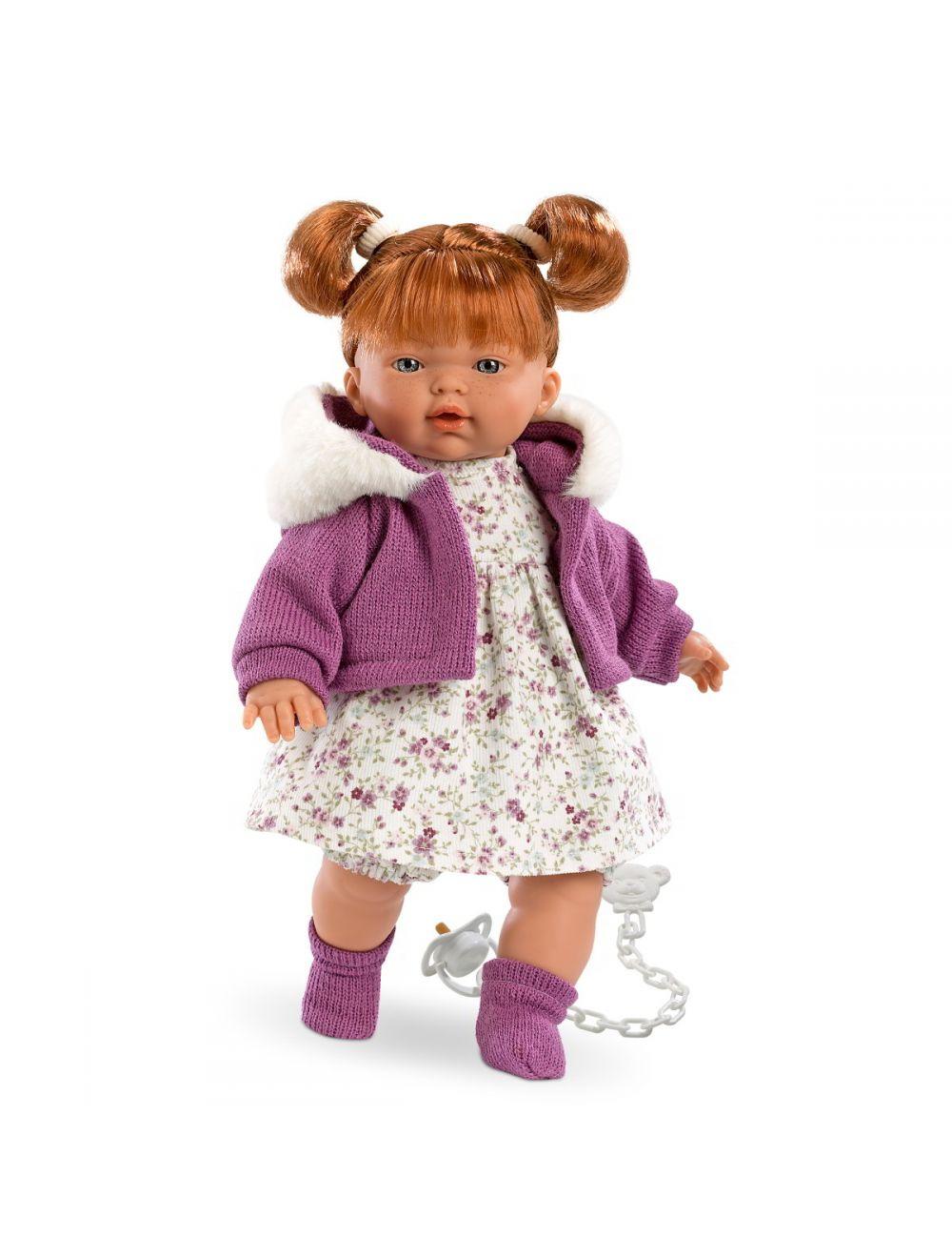 LLORENS lalka płacząca Alice 33 cm