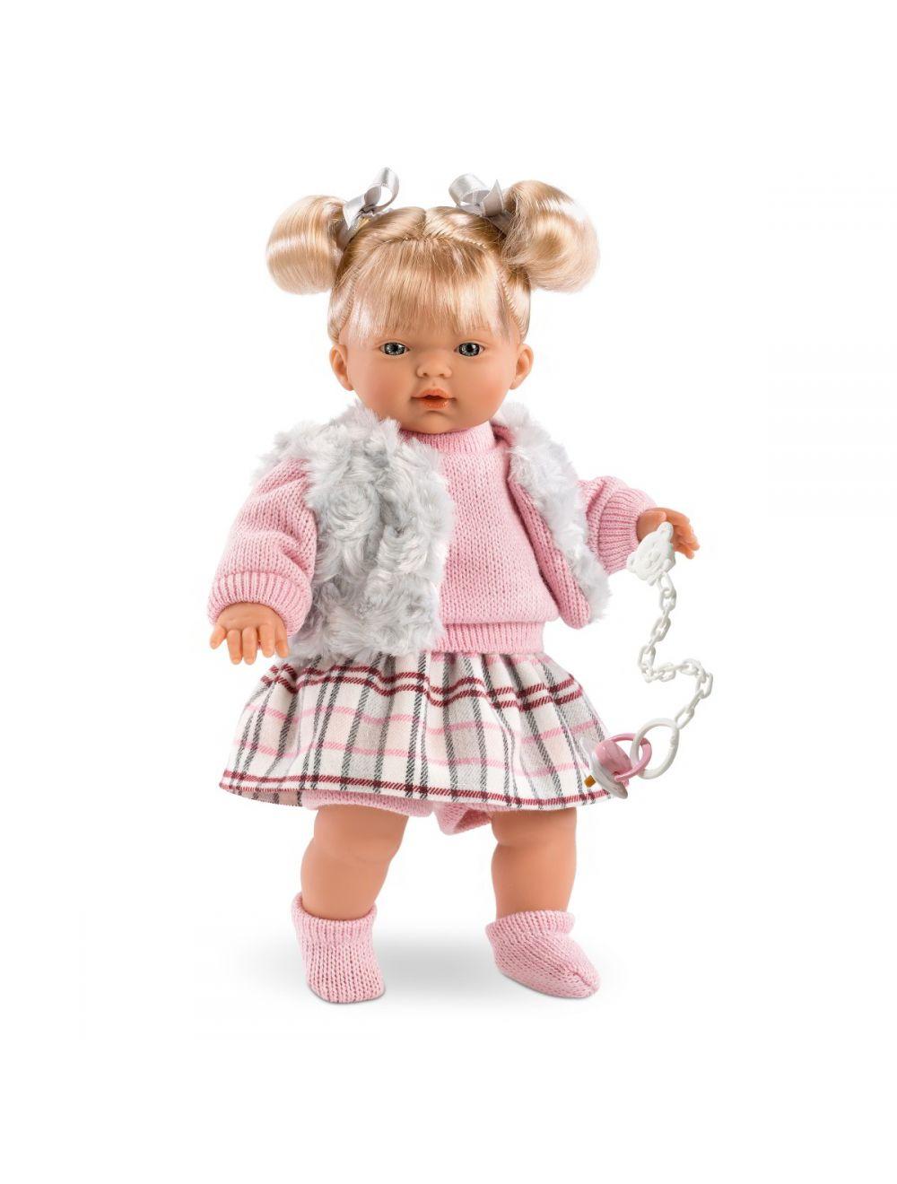 LLORENS lalka płacząca Isabela 33 cm
