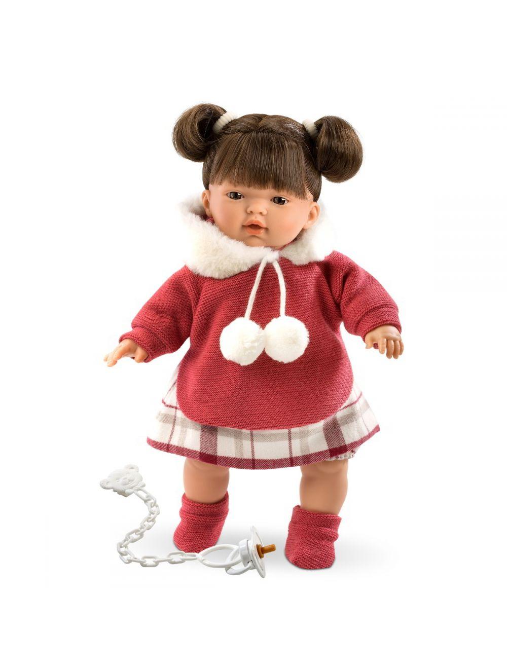 LLORENS lalka płacząca Carol 33 cm