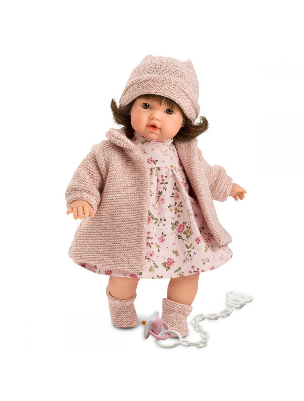 Llorens Aysel lalka płacząca 33 cm