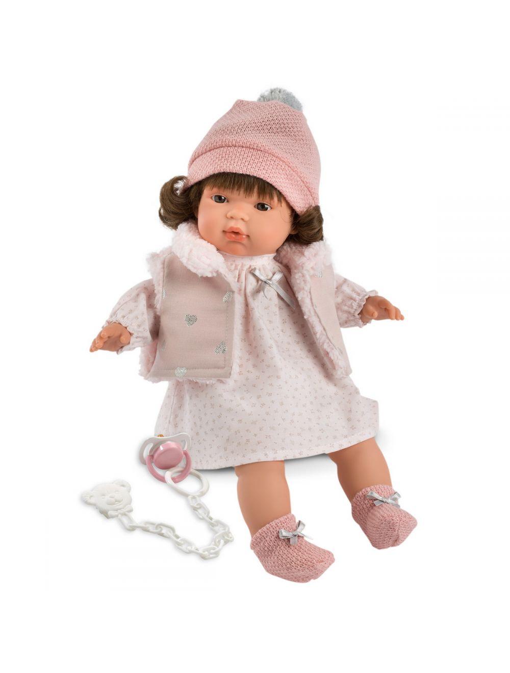 Llorens Lucia lalka płacząca 38 cm