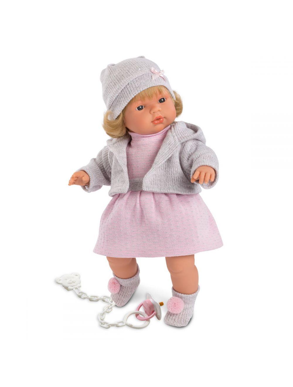 Llorens Kate lalka płacząca 38 cm