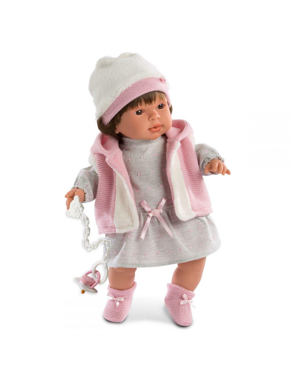 Llorens Carla lalka płacząca 42 cm