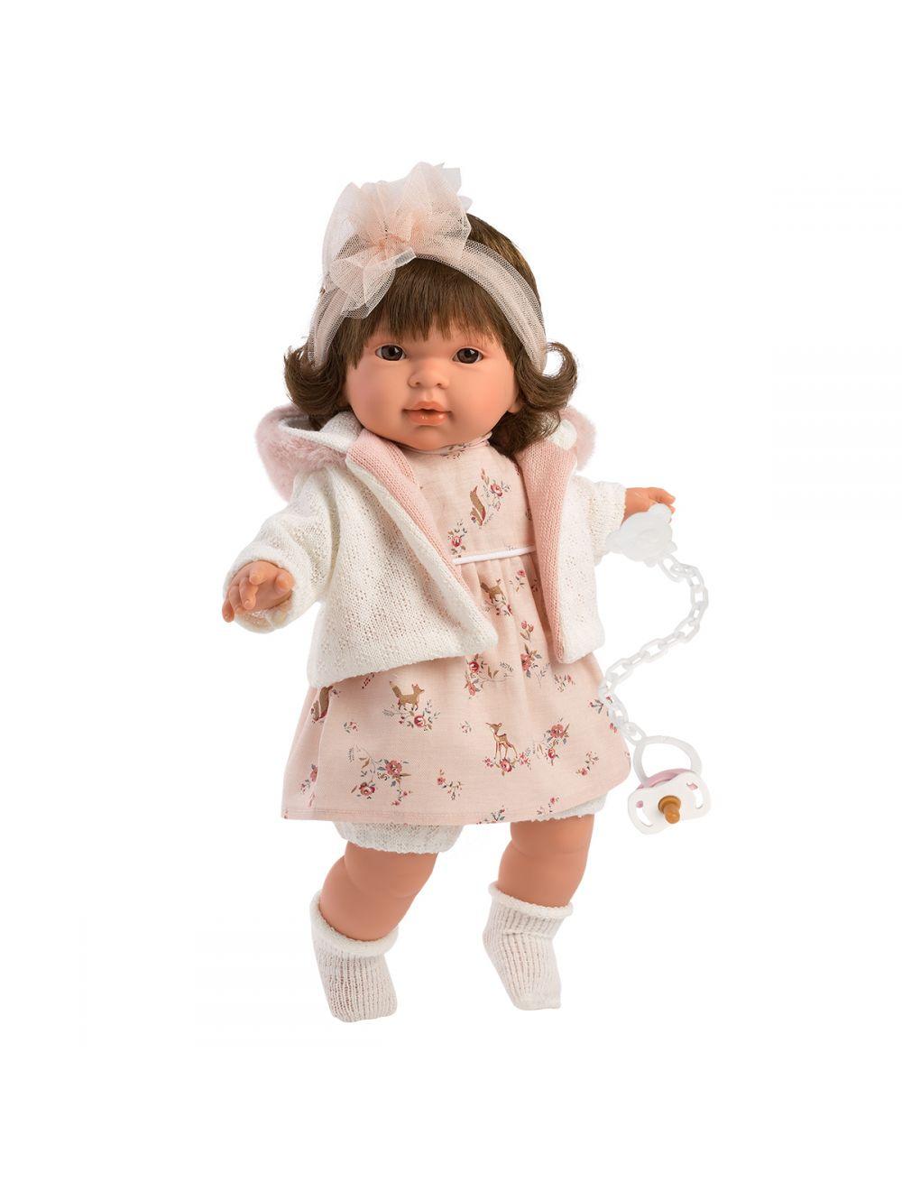 Llorens 42156 Lalka płacząca Pippa 42 cm