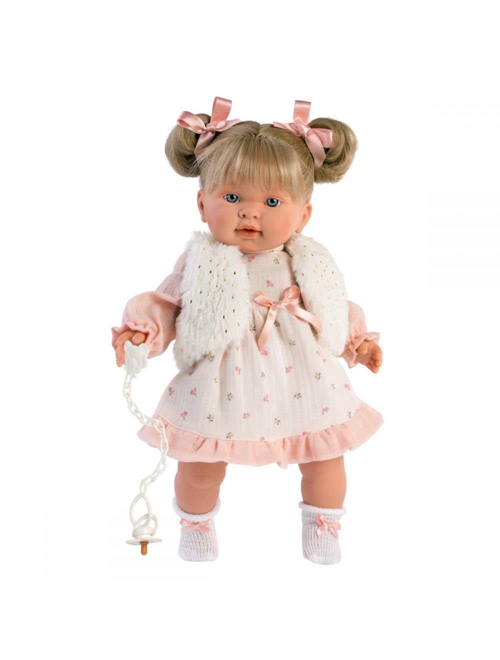 Llorens 42276 Lalka Płacząca lalka Alexandra 42 cm