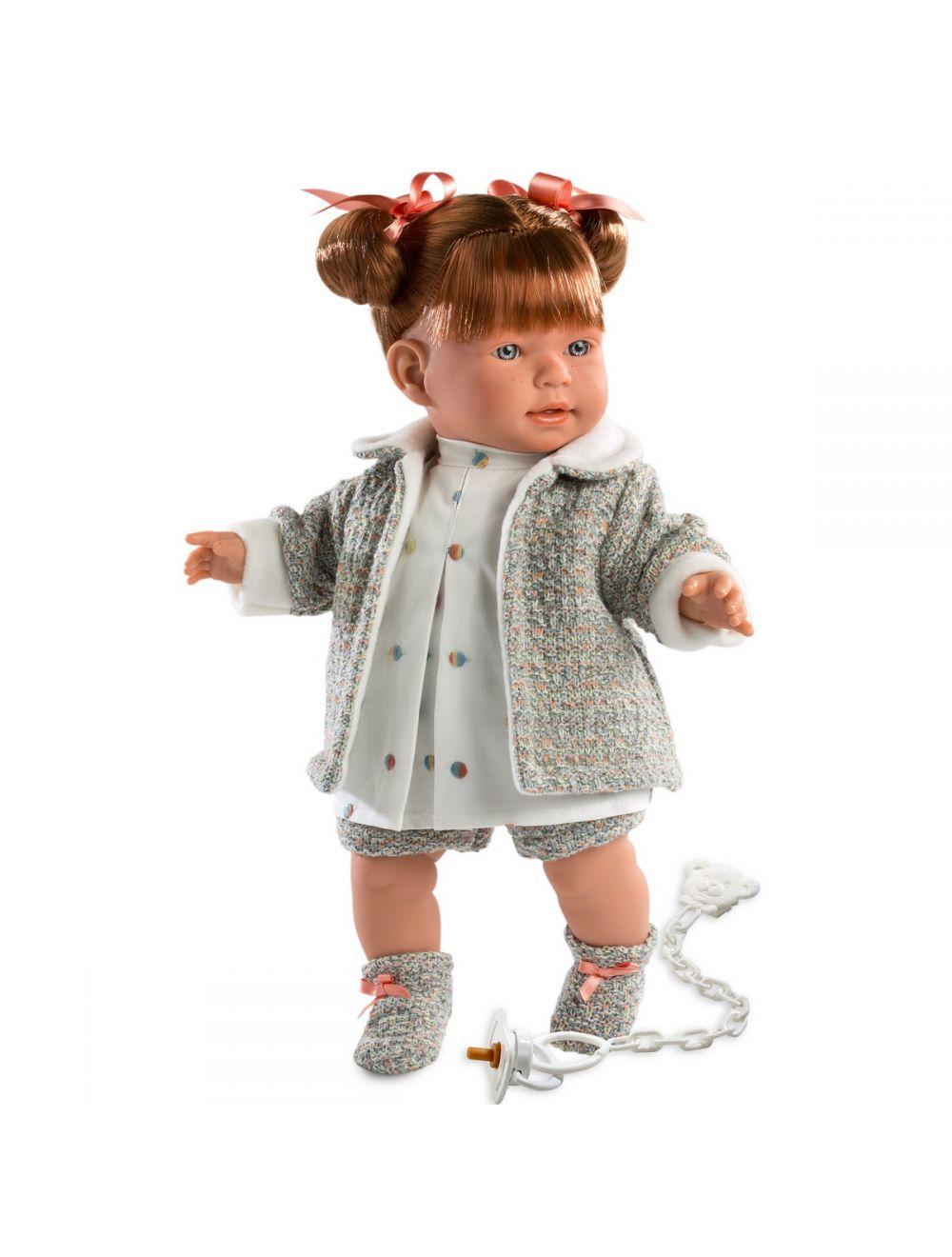 Llorens Amelie lalka płacząca  42 cm