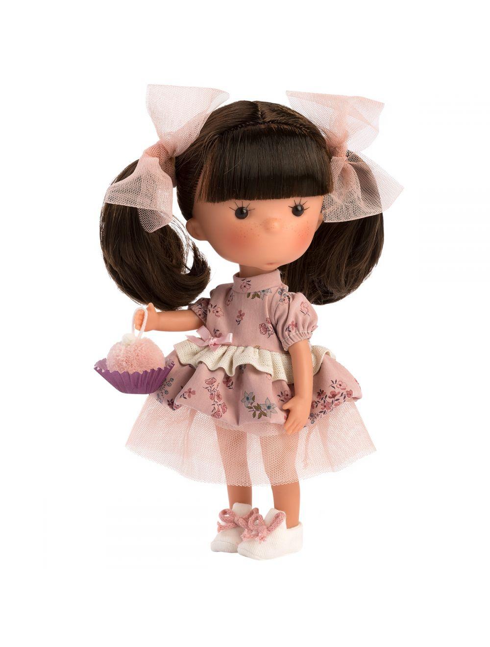 Llorens 52603 Miss Minis Lalka brunetka 26 cm
