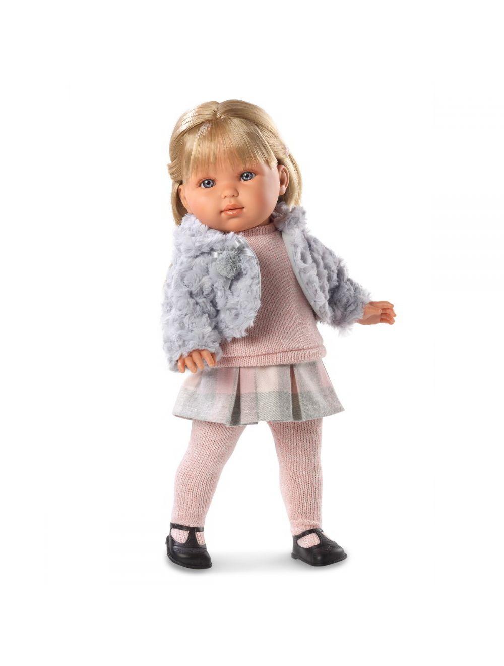 LLORENS Lalka Laura blond 45 cm