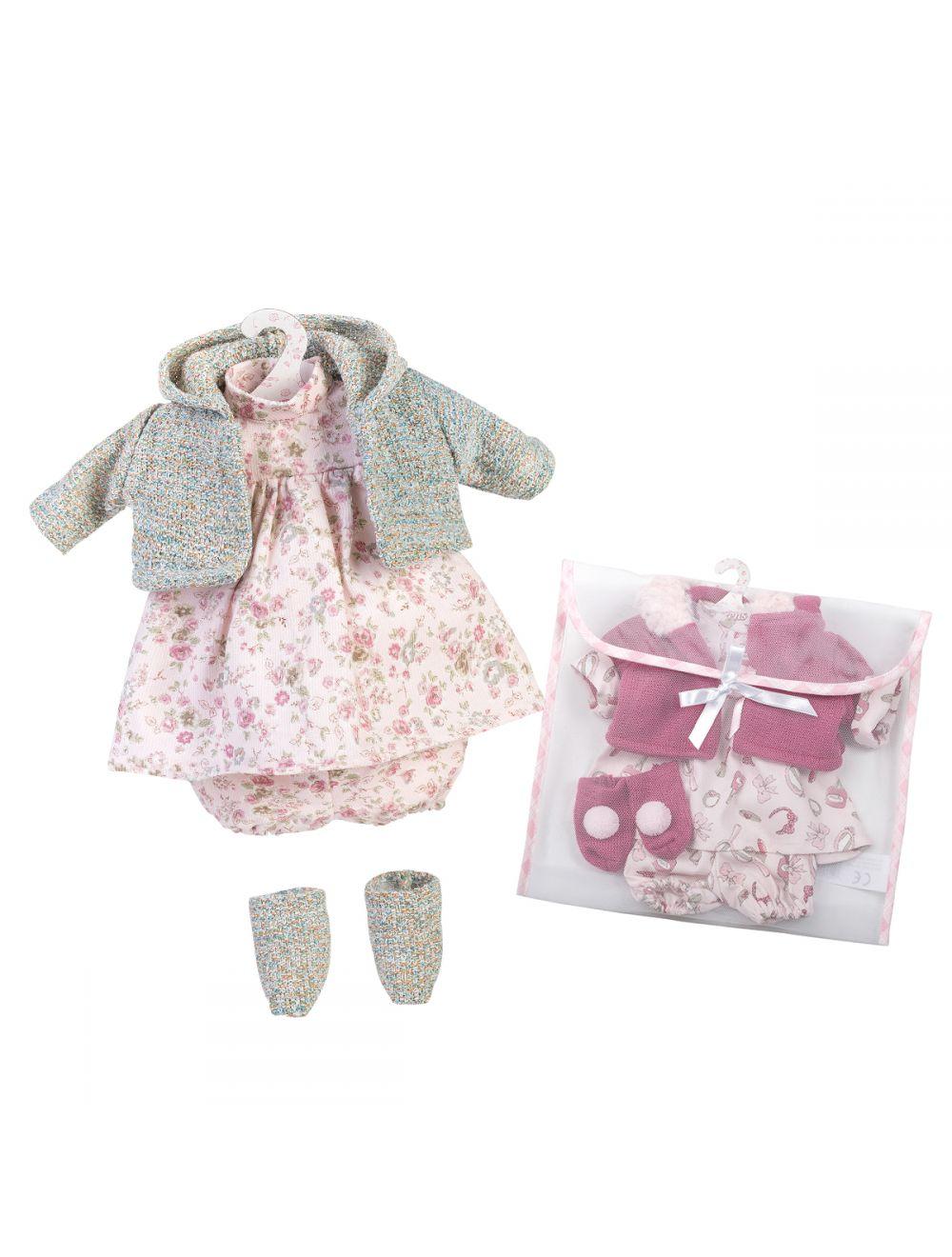 Llorens ubranko dla lalki Martina Tina 40 cm mix wzorów