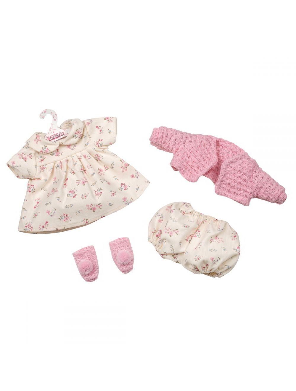 Llorens ubranko dla lalki 33 cm mix wzorów